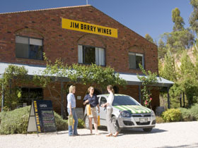 Jim Barry Wines - Accommodation Adelaide