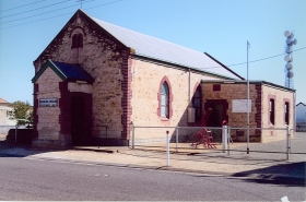 Balaklava Museum Centenary Hall - Accommodation Adelaide