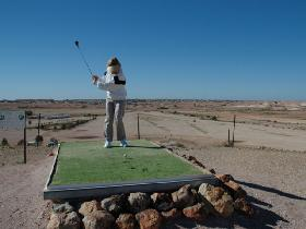 Coober Pedy Opal Fields Golf Club - Accommodation Adelaide