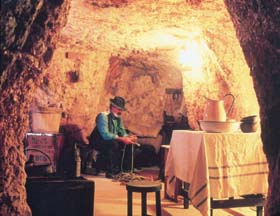 Umoona Opal Mine And Museum - Accommodation Adelaide