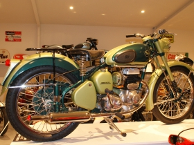 Bicheno Motorcycle Museum - Accommodation Adelaide