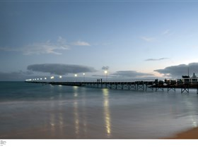Beachport Jetty - Accommodation Adelaide