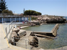 Edithburgh Tidal Pool - Accommodation Adelaide