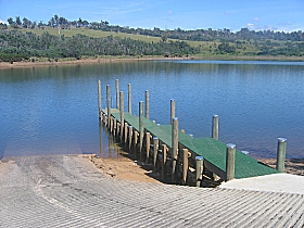 Trevallyn Dam - Accommodation Adelaide