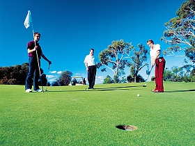 Oatlands Golf Course - Accommodation Adelaide
