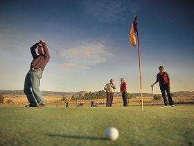 Ratho Farm  Golf - Accommodation Adelaide