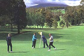 Deloraine Golf Course - Accommodation Adelaide