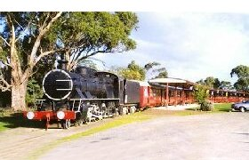 Margate Train - The - Accommodation Adelaide