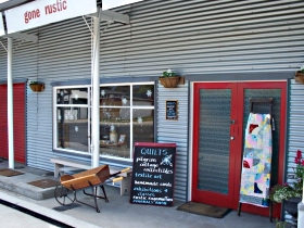 Gone Rustic - Accommodation Adelaide