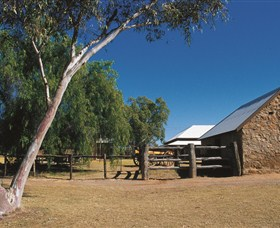 Alice Springs Telegraph Station Historical Reserve - Accommodation Adelaide