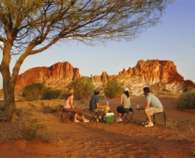 Rainbow Valley Conservation Reserve - Accommodation Adelaide