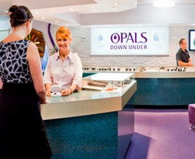 Opals Down Under - Accommodation Adelaide