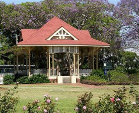 Gympie Memorial Park - Accommodation Adelaide