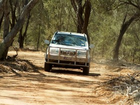Ward River 4x4 Stock Route Trail - Accommodation Adelaide
