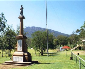Maroon State School War Memorial - Accommodation Adelaide