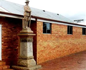 Westbrook War Memorial - Accommodation Adelaide