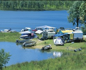 Lake Boondooma - Accommodation Adelaide