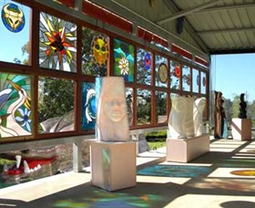 Alpha31 Art Gallery and Sculpture Garden - Accommodation Adelaide