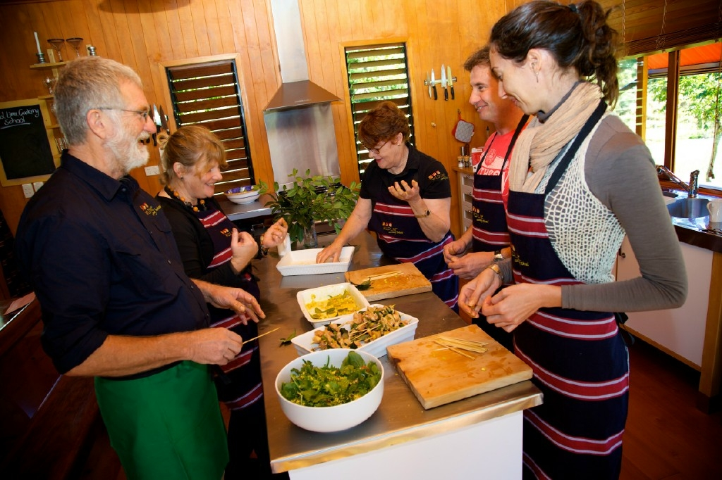 Wild Lime Cooking School - Accommodation Adelaide