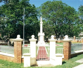 Boonah War Memorial and Memorial Park - Accommodation Adelaide