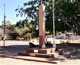 Mount Isa Memorial Cenotaph