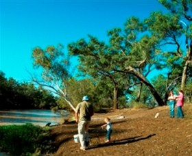 Charleville - Dillalah Warrego River Fishing Spot - Accommodation Adelaide