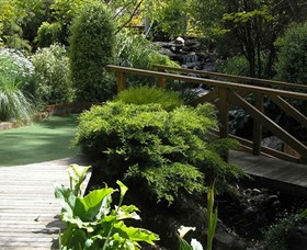 Grampians Adventure Golf MOCO Gallery  Cafe - Accommodation Adelaide