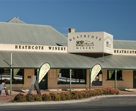 Heathcote Winery - Accommodation Adelaide