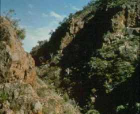 Werribee Gorge State Park - Accommodation Adelaide