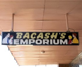 Bacash Emporium - Accommodation Adelaide