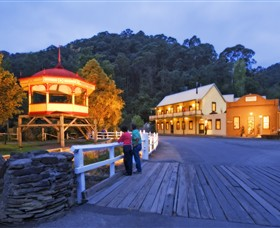 Walhalla Historic Area - Accommodation Adelaide