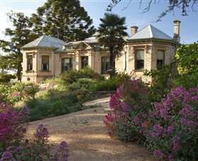 Buda Historic Home  Garden - Accommodation Adelaide