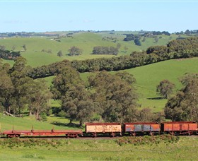 South Gippsland Tourist Railway - Accommodation Adelaide