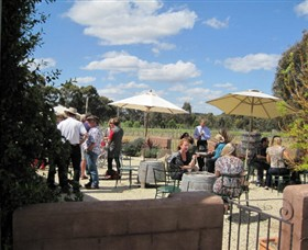 Flynns Wines  Heathcotean Bistro - Accommodation Adelaide