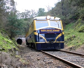 Yarra Valley Railway - Accommodation Adelaide