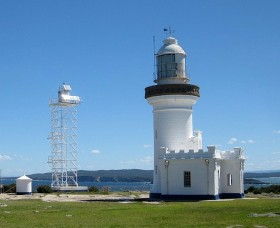 Point Perpendicular Lighthouse and Lookout - Accommodation Adelaide