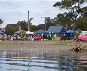 Greenwell Point Riverside Markets - Accommodation Adelaide