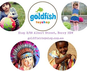 Goldfish Toy Shop - Accommodation Adelaide