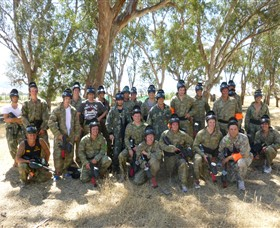 Mansfield Paintball - Accommodation Adelaide