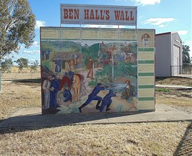 Ben Halls Wall - Accommodation Adelaide