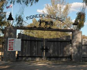 Inverell Pioneer Village - Accommodation Adelaide