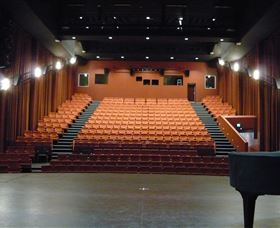 Capitol Theatre Tamworth - Accommodation Adelaide