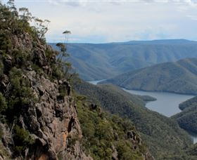 Landers Falls Lookout - Accommodation Adelaide