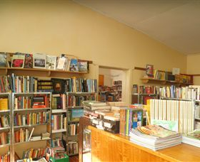 Corryong Browsers Bookshop - Accommodation Adelaide