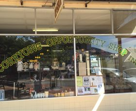 Corryong Op Shop - Accommodation Adelaide