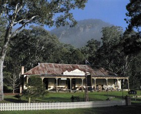 Newnes Kiosk - Accommodation Adelaide