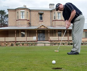 Lithgow Golf Club - Accommodation Adelaide