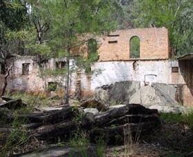 Newnes Shale Oil Ruins - Accommodation Adelaide