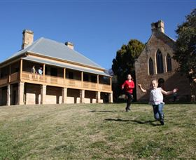 Hartley Historic Site - Accommodation Adelaide