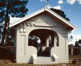 Stanthorpe Soldiers Memorial